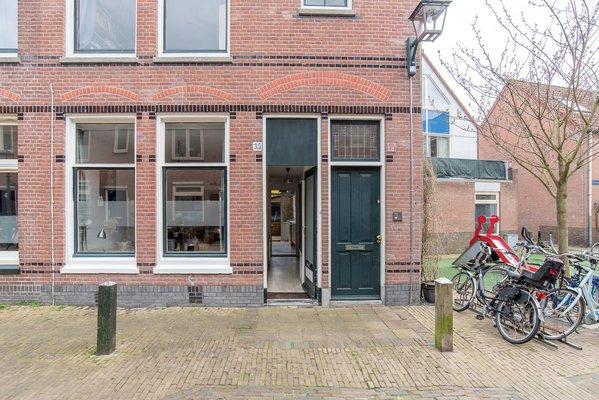 Kerkhofstraat 32 zwart Haarlem