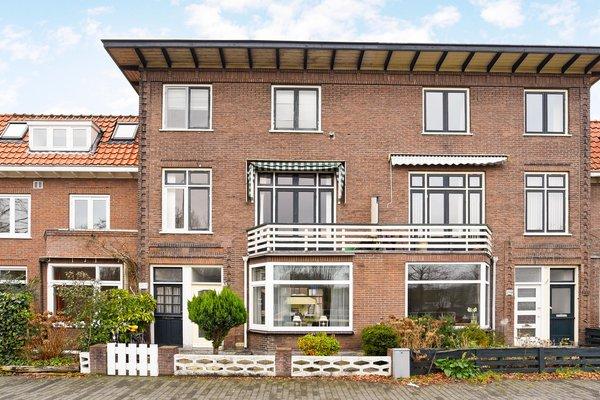Leidsevaart 492 zwart Haarlem