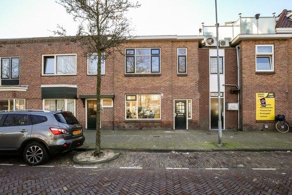 Spaarnhovenstraat 2a Haarlem