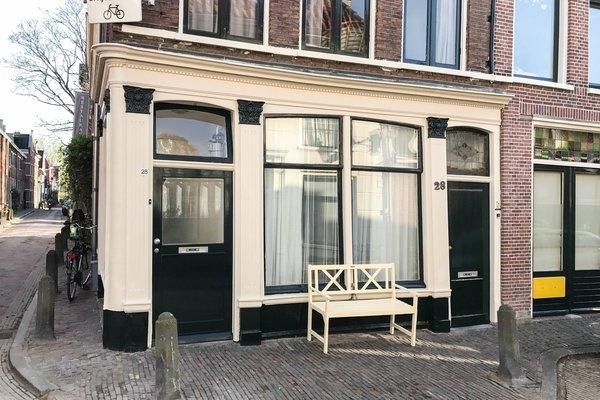 Doelstraat 28 Zwart Haarlem Centrum