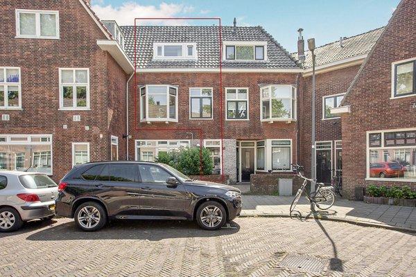 Van Zeggelenstraat 60, Haarlem