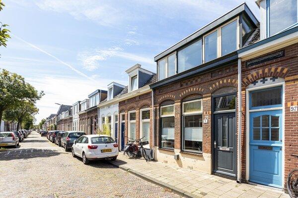 Generaal de la Reijstraat 95, Haarlem